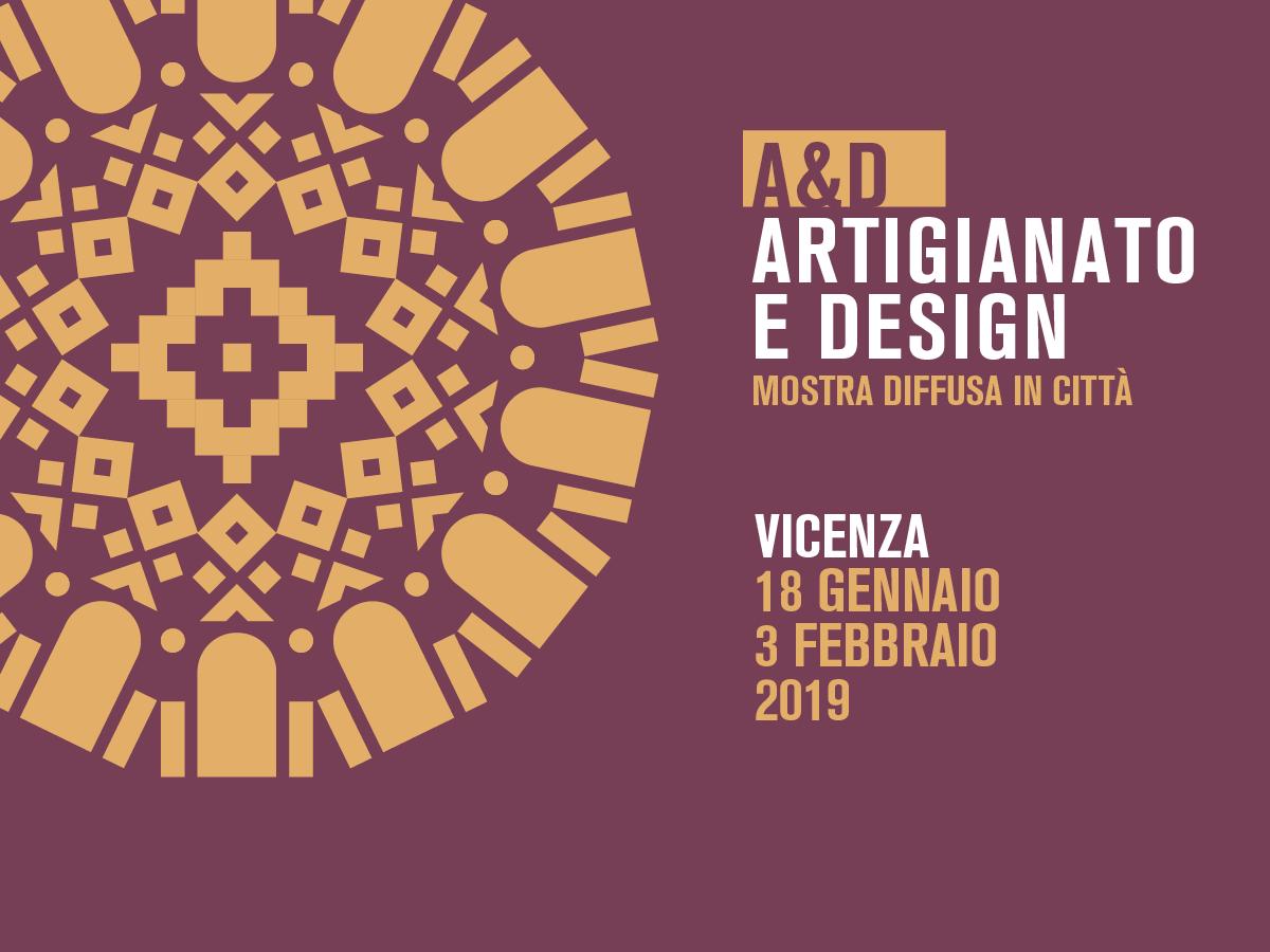Artigianato&Design, a VIOFF la mostra diffusa lanciata con Corart