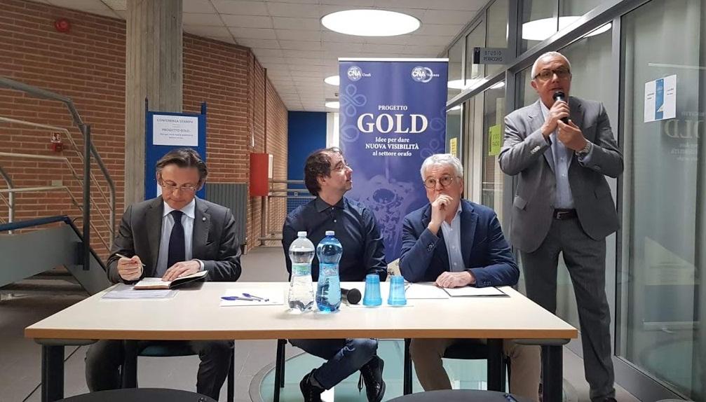 Progetto Gold: il punto della situazione dopo l'incontro a Valenza di CNA Orafi