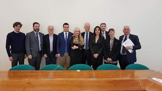 Il Tavolo Intercategoriale Orafo incontra i parlamentari vicentini per porre alla loro attenzione i problemi tecnici e formali che potrebbero vanificare i vantaggi della Convezione di Vienna