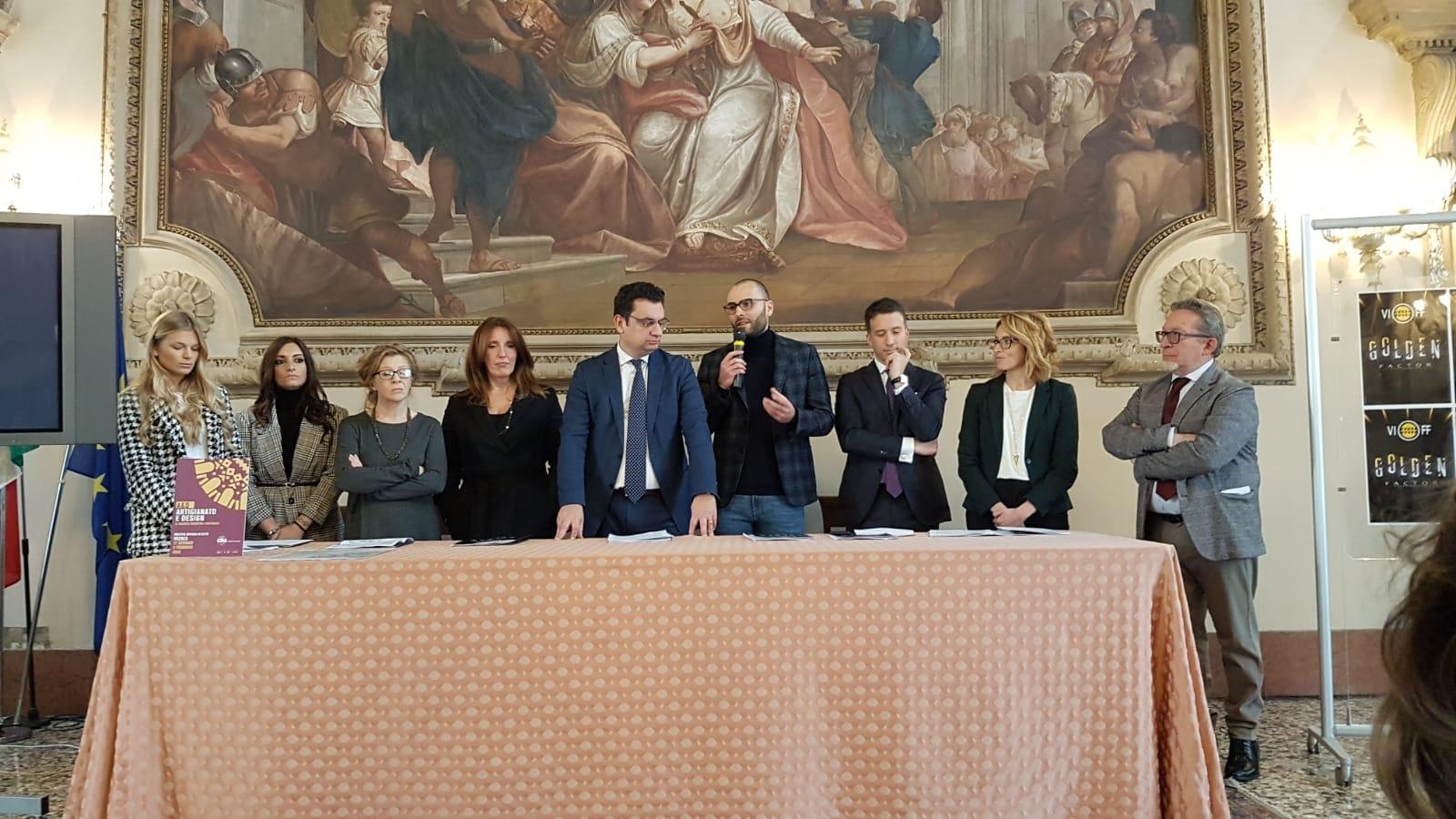 Conferenza stampa A&D
