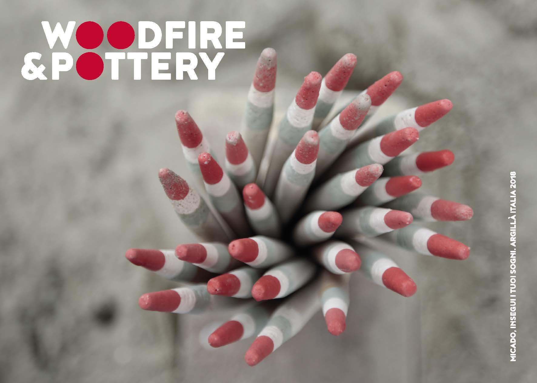 Woodfire&Pottery, fuoco e arte in mostra a Vicenza