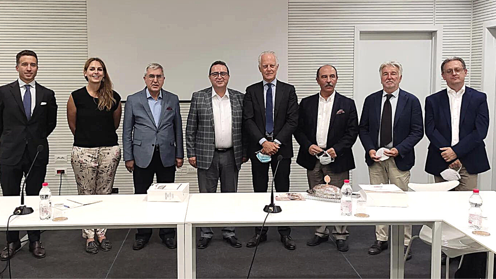 Gli Orafi CNA aprono il dialogo Europa-Turchia